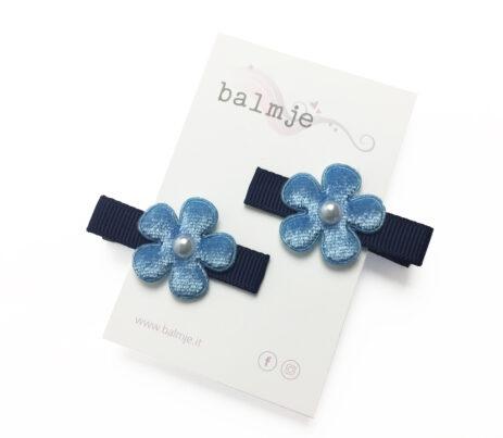 mollettine_blu_fiore_velluto_azzurro_balmje