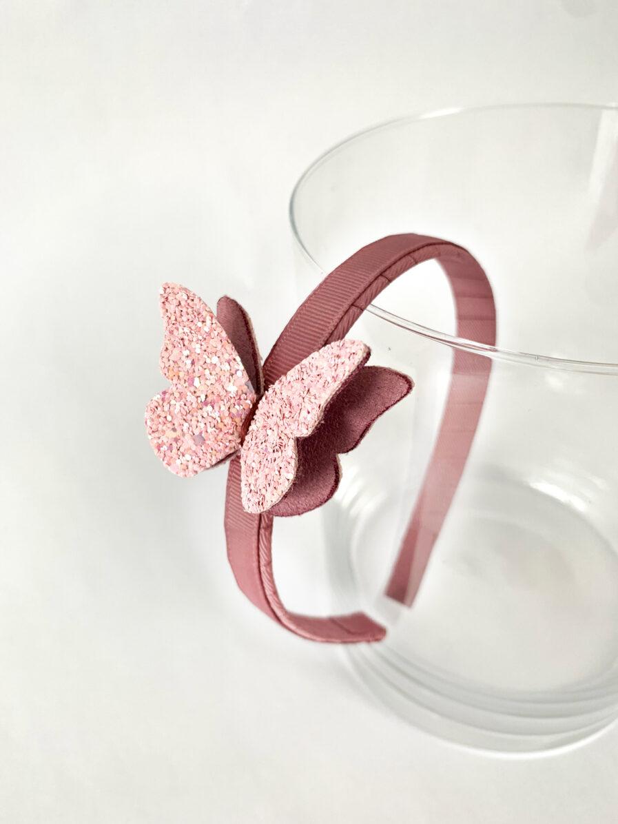 cerchietto-rosa-antico-scuro-balmje