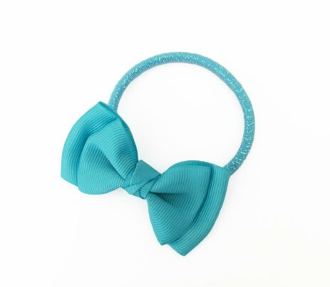 elastico-glitter-turchese-balmje